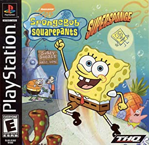 SpongeBob SquarePants: SuperSponge by Shiraz Akmal
