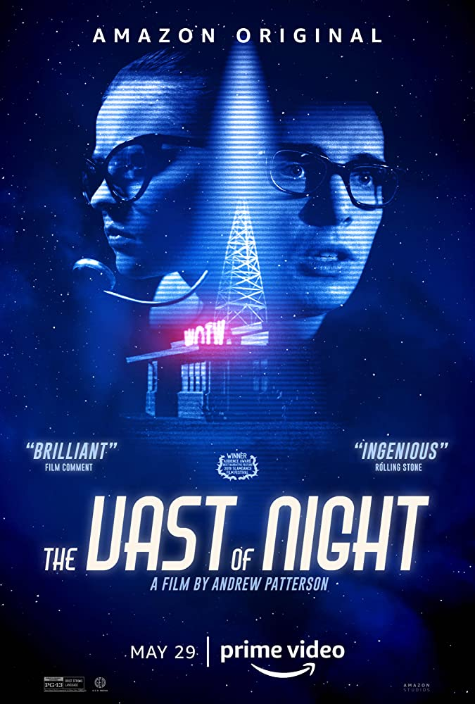 The Vast Of Night (2020) English 720p HDRip Esubs DL