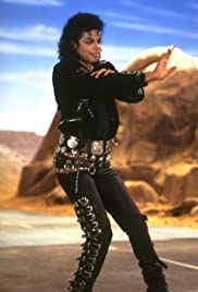 Michael Jackson: Speed Demon Poster