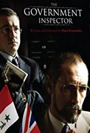The Government Inspector Poster
