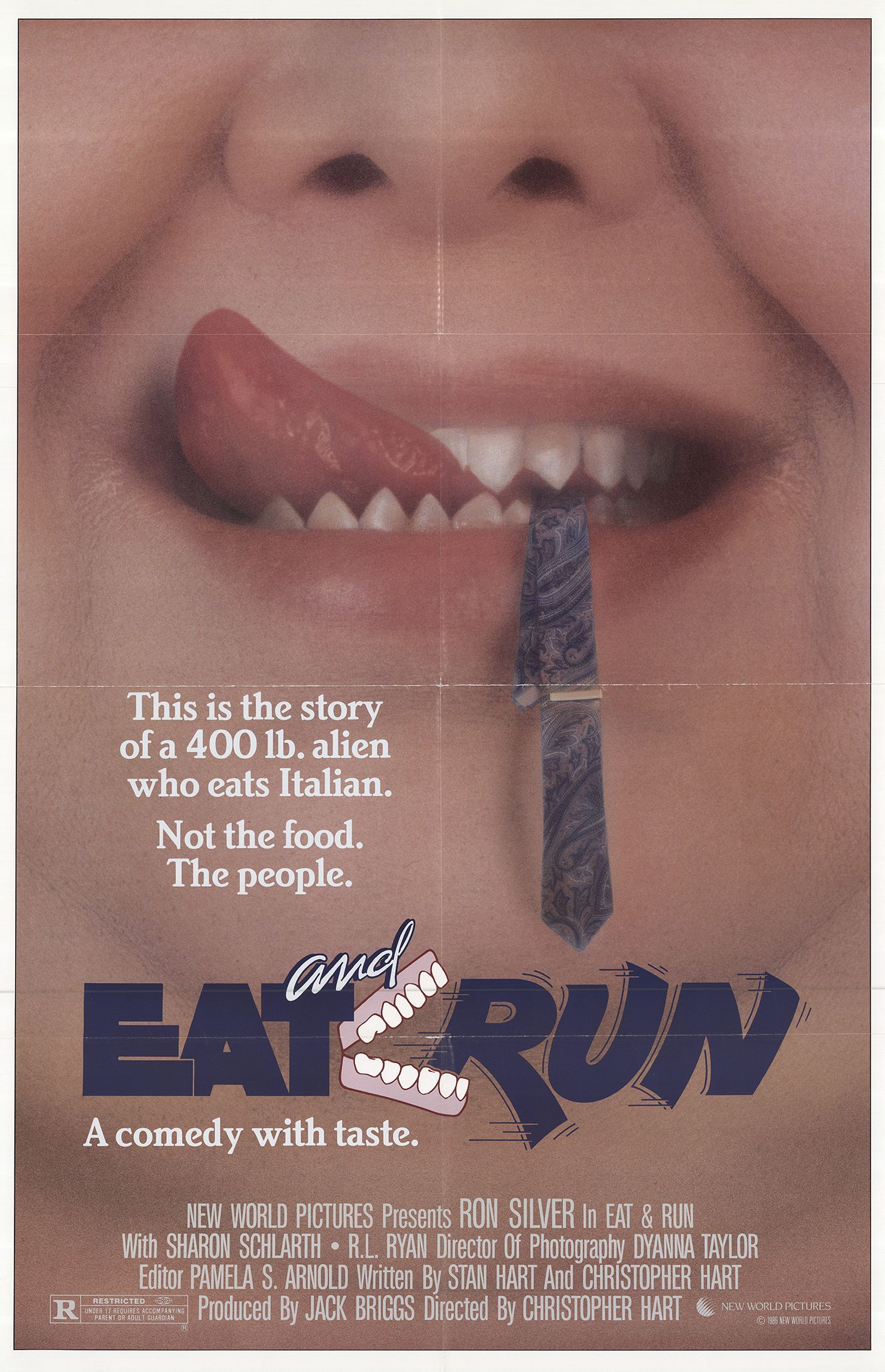 Eat and Run (1987) - IMDb
