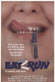 Eat and Run Poster