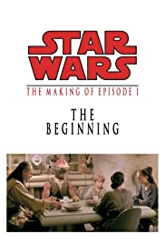 The Beginning: Making 'Episode I' (2001) Poster - Movie Forum, Cast, Reviews