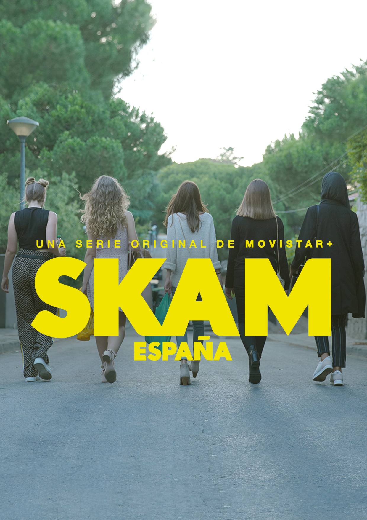 Skam España (TV Series 2018– ) - IMDb
