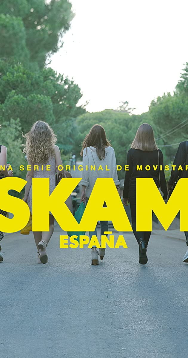 Download Skam España or watch streaming online complete episodes of  Season 2 in HD 720p 1080p using torrent