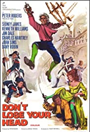 Don't Lose Your Head (1967) Poster - Movie Forum, Cast, Reviews