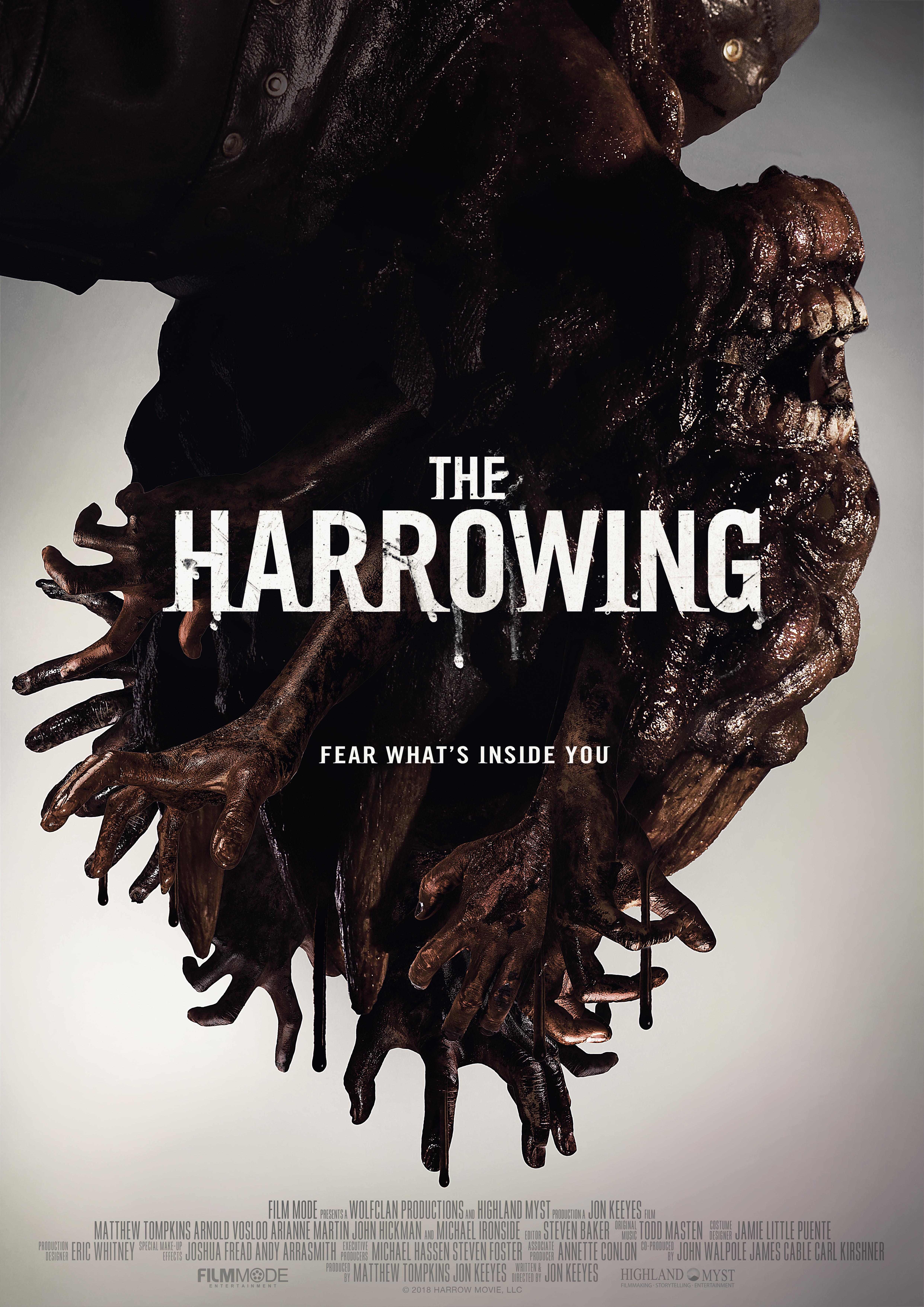 The Harrowing (2017) WEBRip 720p