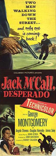 Jack McCall, Desperado (1953)
