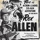 Buddy Ebsen, Rex Allen, Mary Ellen Kay, and Koko in Rodeo King and the Senorita (1951)