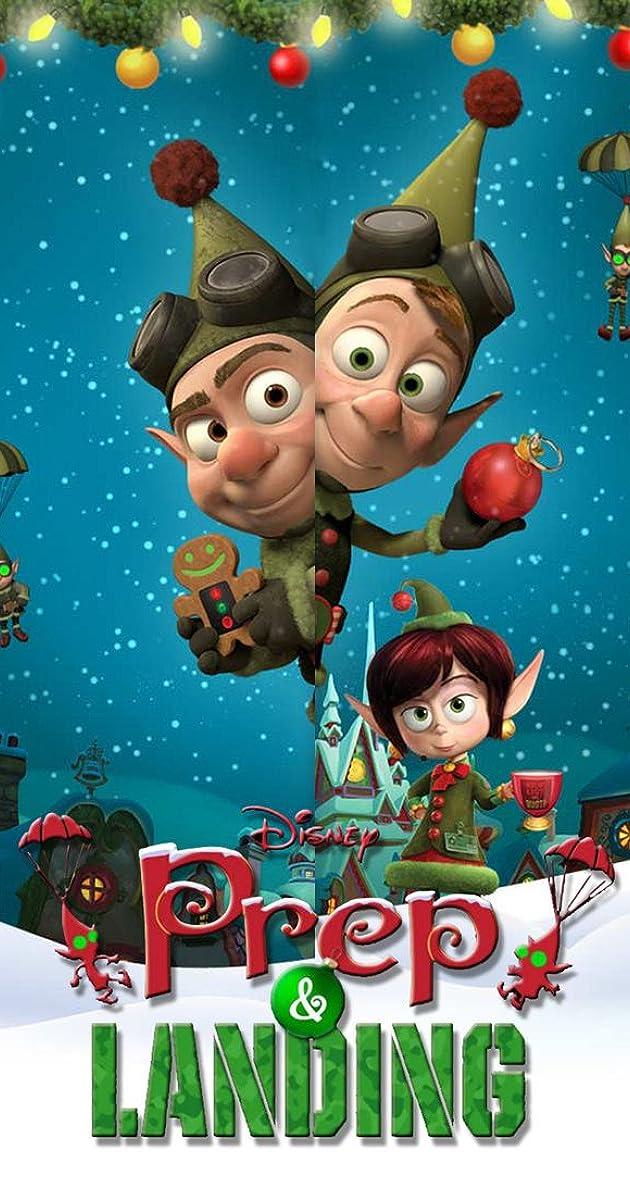 Christmas Animation.Prep Landing Tv Short 2009 Imdb