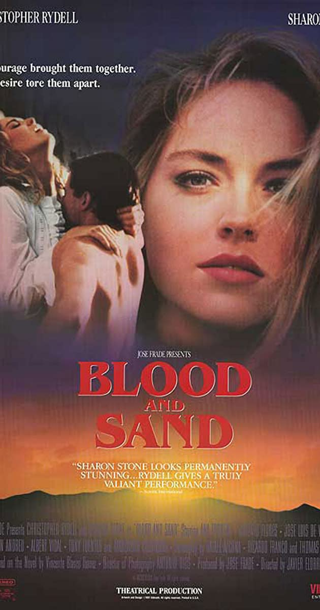Blood And Sand AKA Sangre Y Arena 1989 DVDRIP.torrent