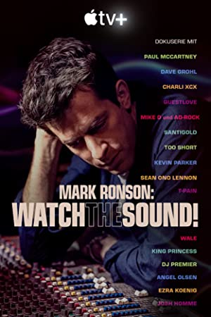 Where to stream Watch the Sound with Mark Ronson