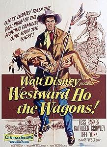 To download english movies Westward Ho, the Wagons! [480i]