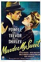 Murder, My Sweet (1944) Poster