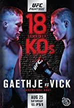 UFC Fight Night: Gaethje vs. Vick