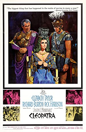Movie Cleopatra (1963)