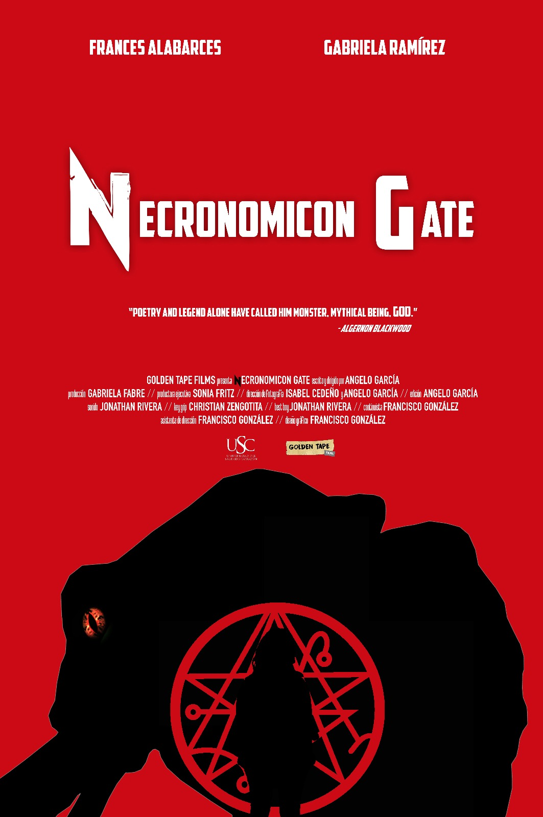 Necronomicon Gate (2017) - IMDb