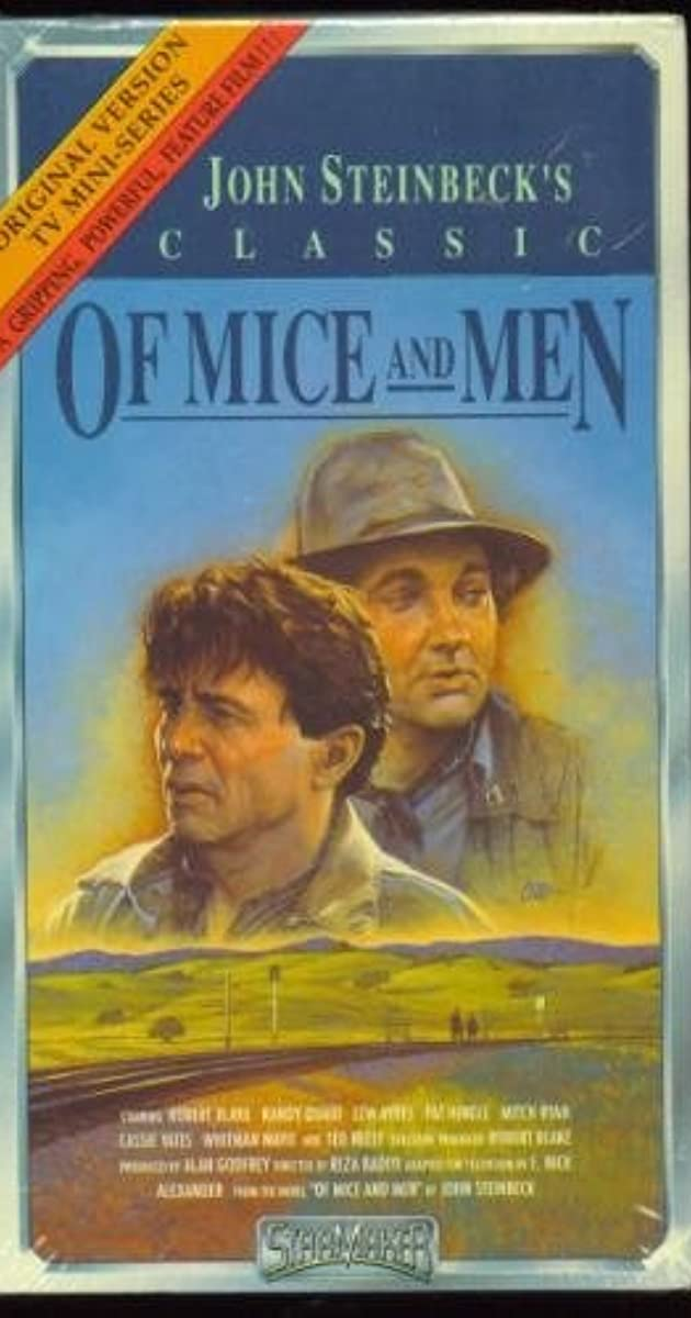 Of Mice And Men Tv Movie 1981 Imdb
