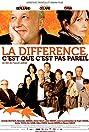 La différence, c'est que c'est pas pareil (2009) Poster