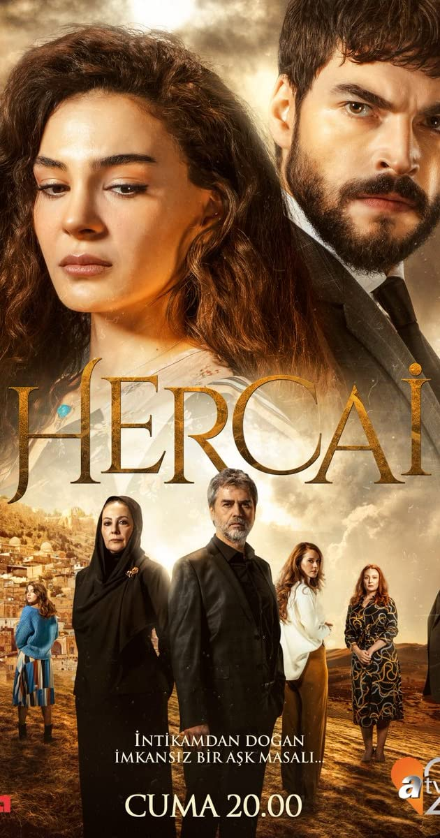Download Hercai or watch streaming online complete episodes of  Season 1 in HD 720p 1080p using torrent