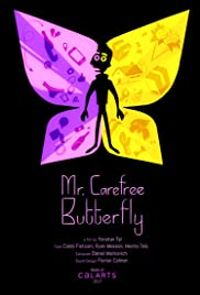 Mr. Carefree Butterfly Poster