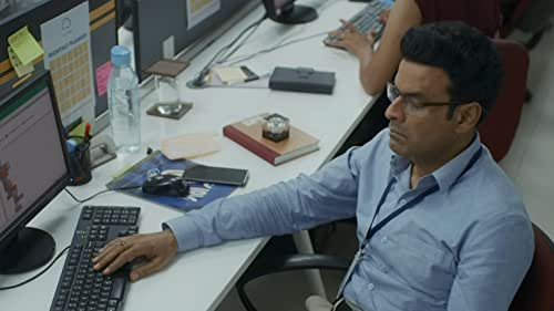 The Family Man is an edgy Action - Drama series, which tells the story of a middle - class man who works for a special cell of the National Investigation Agency. While he tries to protect the Nation from terrorist, he also protect his family from the impact of his secretive, high pressure job.    Created, Produced by Raj & DK   Written by Suman Kumar,  Raj & DK Directed by Raj & DK, Suparn S Varma   Starring: Manoj Bajpayee, Samantha Akkineni, Priyamani, Sharib Hashmi, Shreya Dhanwanthary, Sunny Hinduja, Sharad Kelkar, Darshan Kumaar, Dalip Tahil, VipinKumar A Sharma, Seema Biswas, Asif Sattar Basra, Shahab Ali, Ashlesha Thakur, Vedant Sinha, Ravindra Vijay, Devadarshini Chetan, Mime Gopi, N Alagamperumal, Anandsami, Abhay Verma, and others