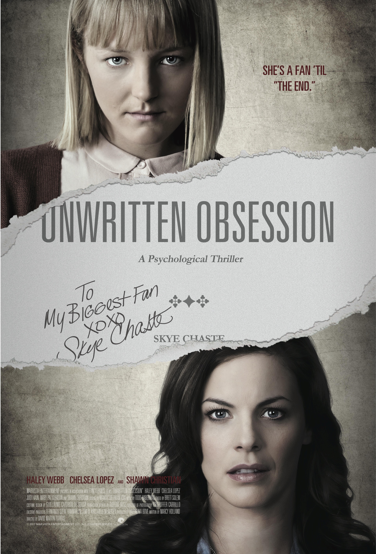 Unwritten Obsession (TV Movie 2017) - IMDb