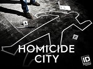 Where to stream Homicide City