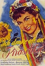 Ich denke oft an Piroschka Poster