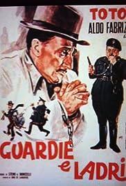 Guardie e ladri Poster
