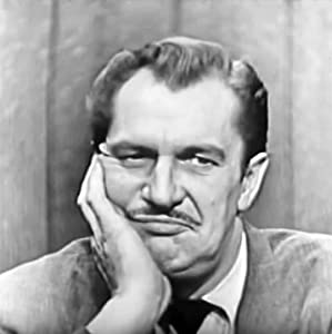 Watch online stream movies Two Mystery Guests: boxer Floyd Patterson; actor Vincent Price by none [2048x2048]