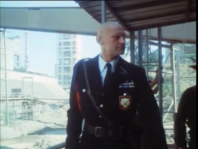 Donald O'Brien in Anno 2020 - I gladiatori del futuro (1983)