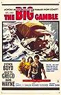 The Big Gamble (1961) Poster