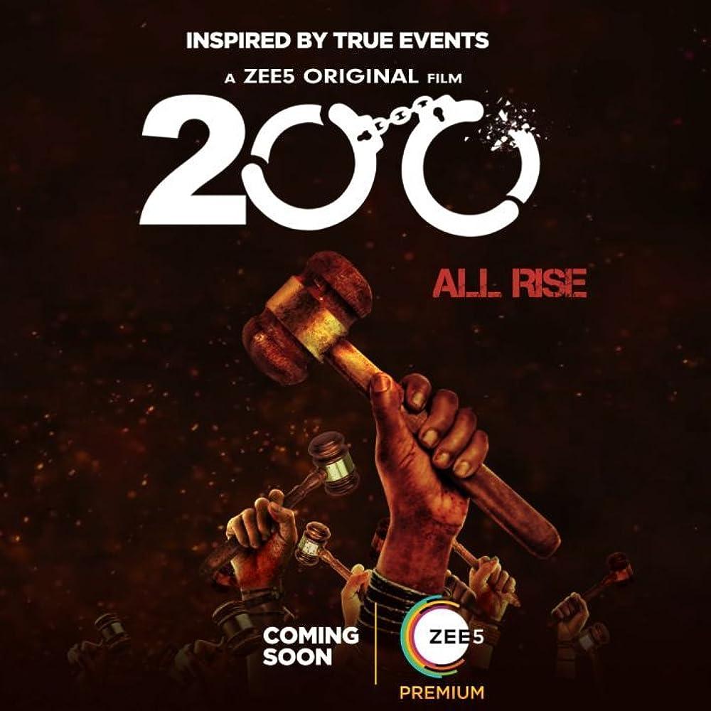 200 Halla Ho 2021 Hindi Movie 480p ZEE5 HDRip ESub 350MB Download