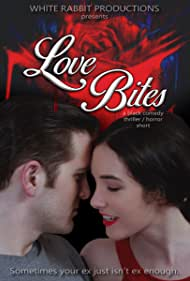 Keith Hines and Alyssa Accardo in Love Bites (2021)