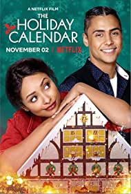 Kat Graham and Quincy Brown in The Holiday Calendar (2018)