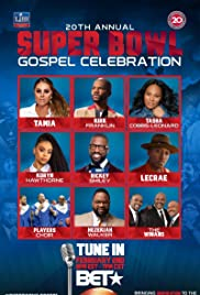 20th Super Bowl Gospel Celebration Poster