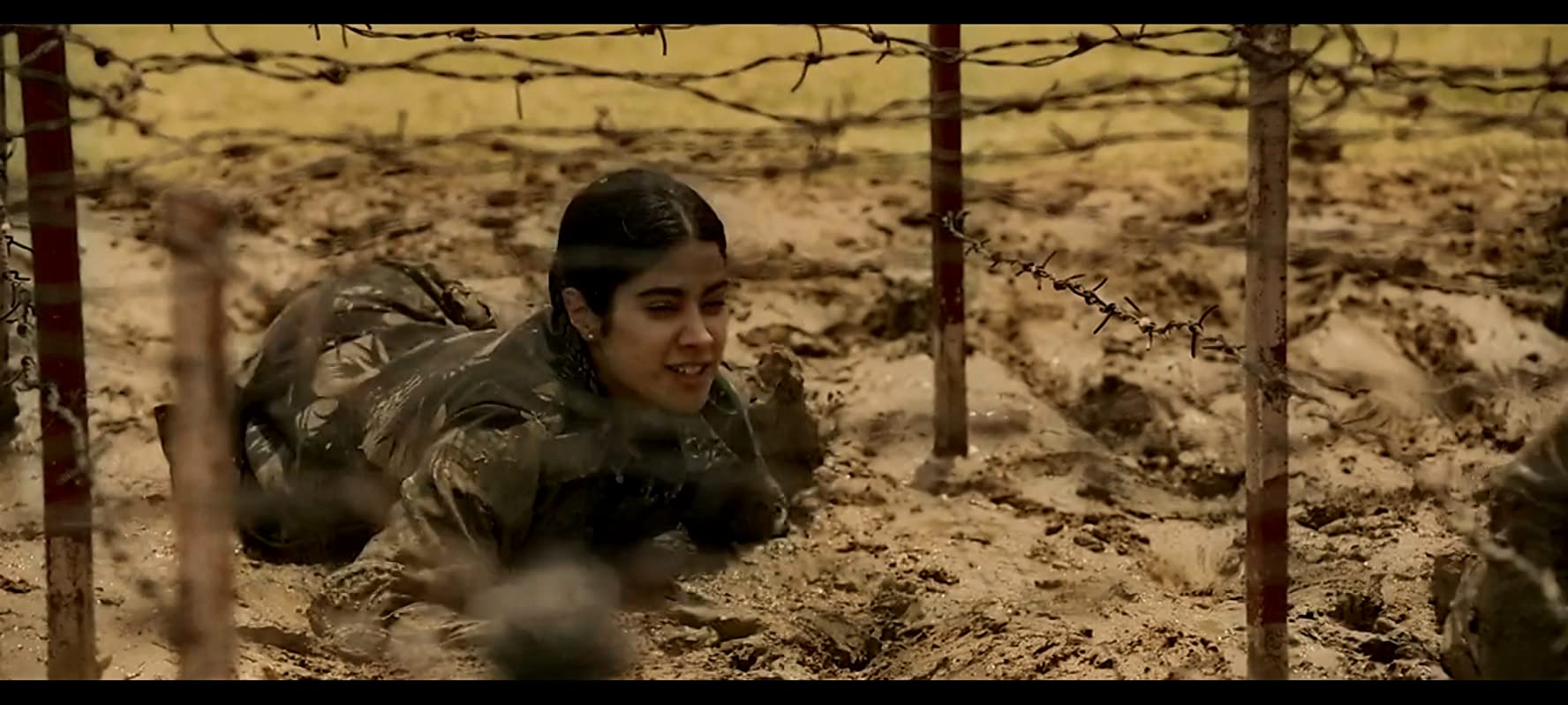 Janhvi Kapoor in Gunjan Saxena: The Kargil Girl (2020)