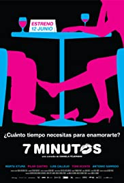 Seven Minutes Poster
