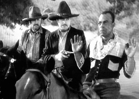 Blue Washington, Slim Whitaker, and Harry Woods in Haunted Gold (1932)