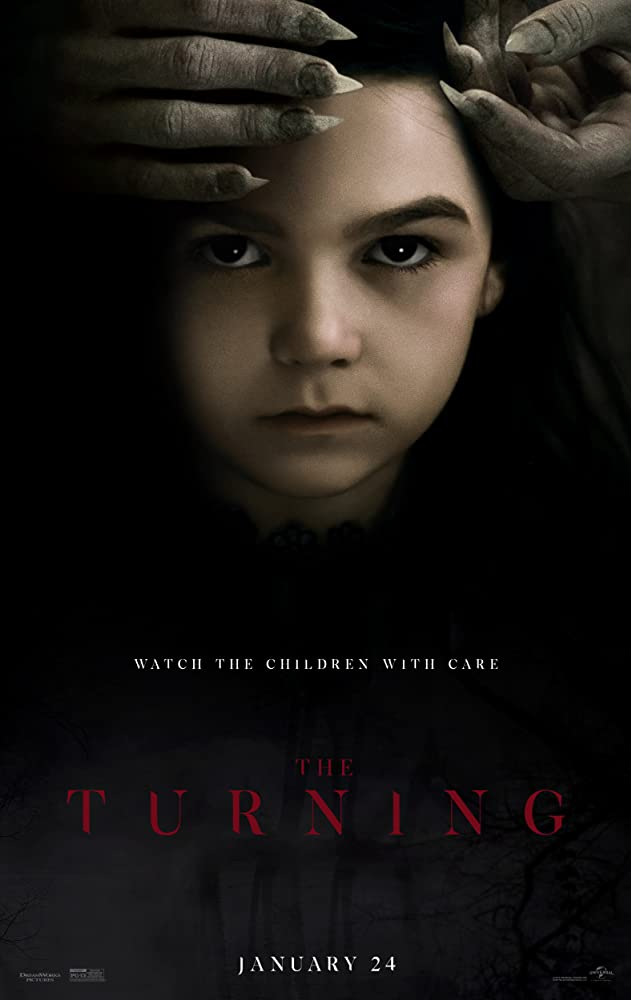 The Turning (2020) Hindi Dubbed 720p HDCAM 800MB Free Download