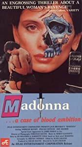 Madonna: A Case of Blood Ambition Canada