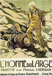 L'homme du large Poster