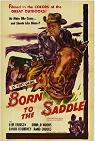 Primary photo for Born to the Saddle