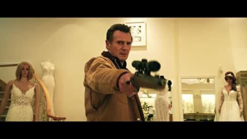 """Liam Neeson stars as Nels Coxman, a family man whose quiet life with his wife (Laura Dern) is upended following the mysterious death of their son. Nels' search for justice turns into a vengeful hunt for Viking (Tom Bateman), a drug lord he believes is connected to the death. As one by one each of Viking's associates """"disappear,"""" Nels goes from upstanding citizen to ice-cold vigilante, letting nothing - and no one - get in his way."""