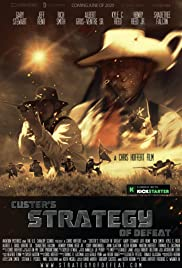 Custer's Strategy of Defeat Poster