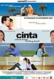 Cinta Poster