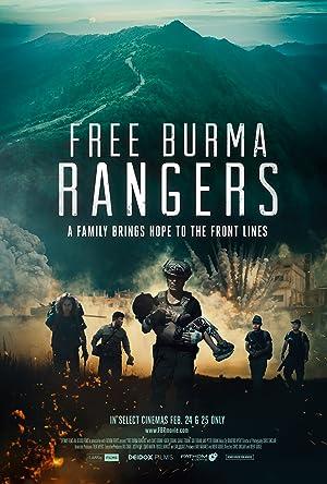 Where to stream Free Burma Rangers