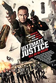 Mark Dacascos, Matthias Hues, Mike Möller, Brandon Rhea, and Mathis Landwehr in Ultimate Justice (2017)