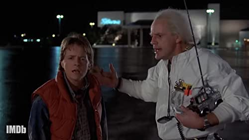 Dates in Movie & TV History: Nov. 5, 1955 - Doc Brown Invents Time Travel